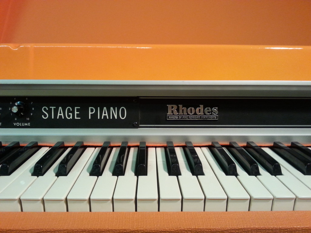 Custom Rhodes Mark II