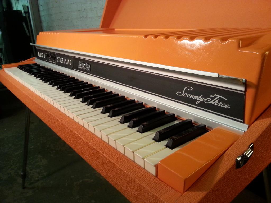 Orange Wilco Rhodes