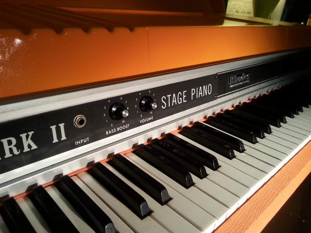 Custom Rhodes Orange