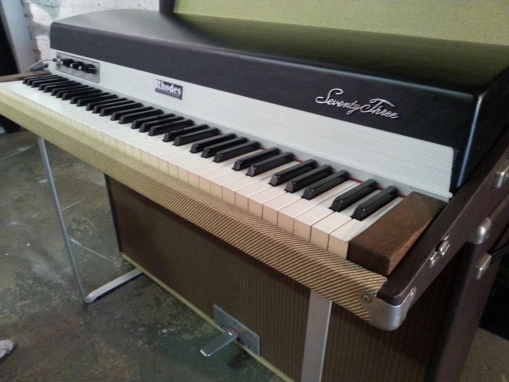 keyboard piano test