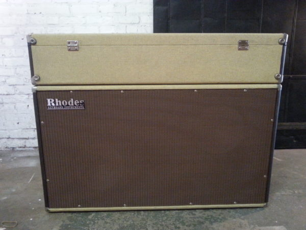 Rhodes Tweed Two Tone Back 2