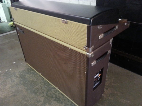 Rhodes Tweed Two Tone Back Angle