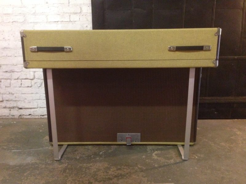 Rhodes Tweed Two Tone Front W Case