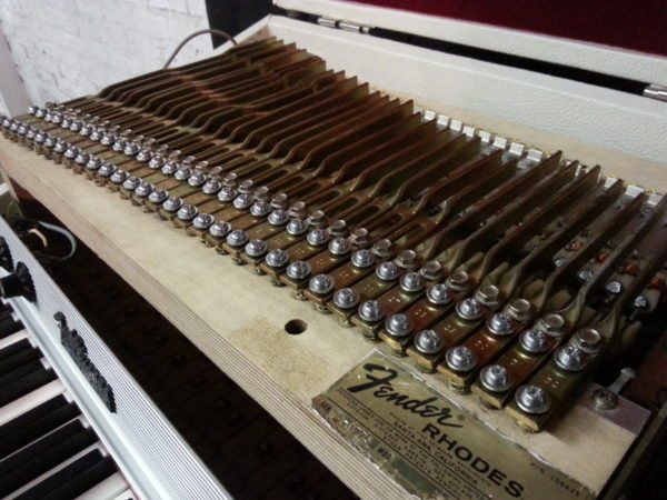 Rhodes Piano Bass Tines