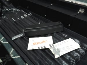 Original Rhodes Case Accessories
