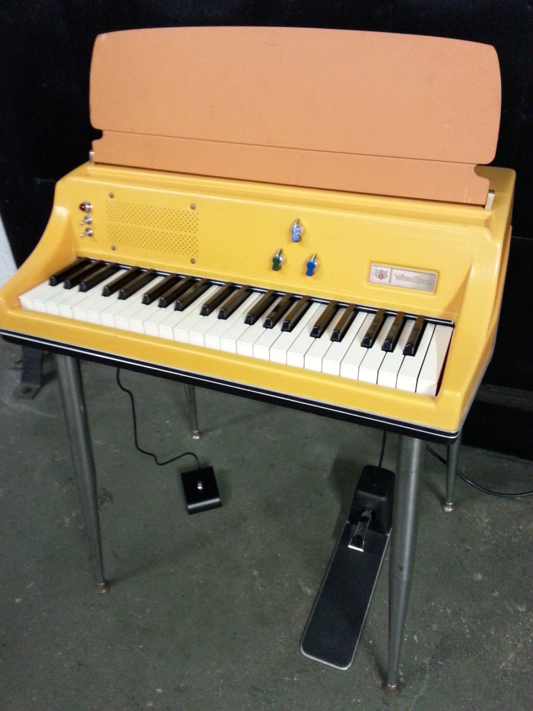 Wurlitzer 106P Full Orange