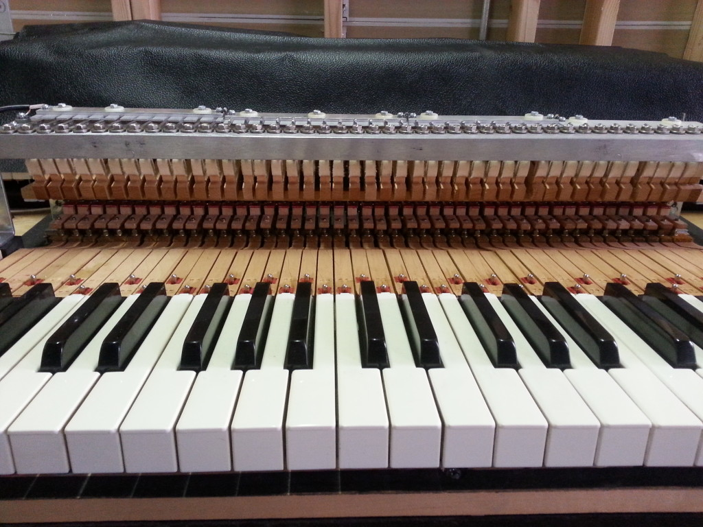 Wurlitzer Keys and Reed Bar
