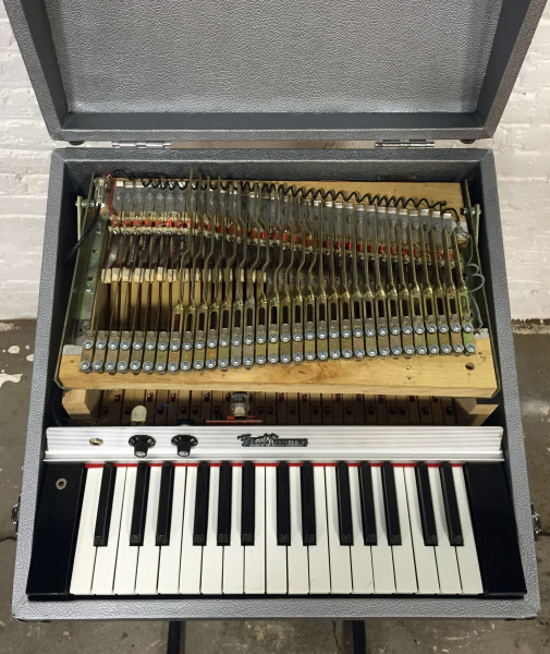 88 Piano Bass Tone Bars Fender Rhodes