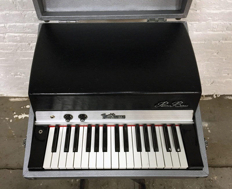 Custom 88 Key Piano Bass Low A Rhodes