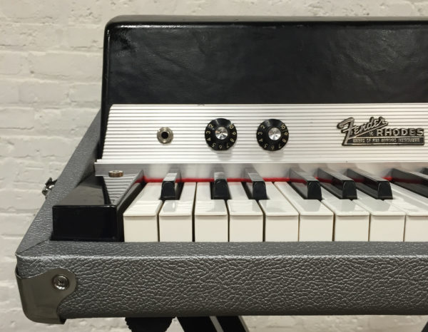 Custom Fender Rhodes Bass Piano