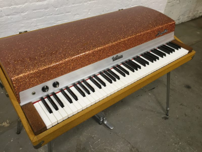 Custom Fender Rhodes by Chicago Electric Piano Company