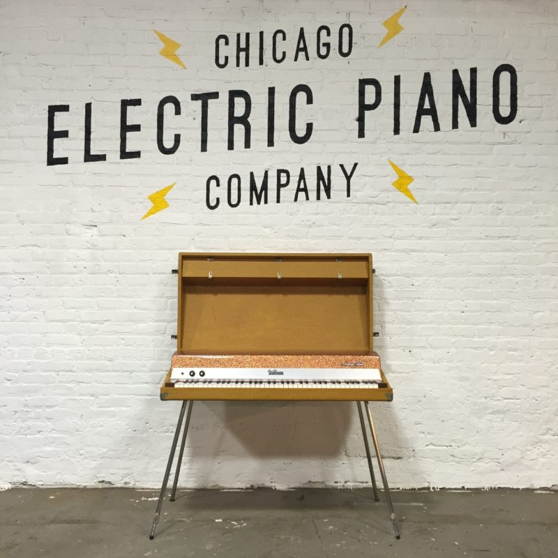 Chicago Electric Piano Company Custom Tweed Rhodes