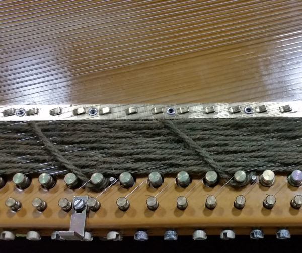 Clavinet Strings and Yarn by The Chicago Electric Piano Company