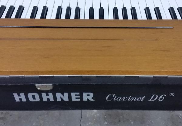 Hohner Clavinet Logo Closeup