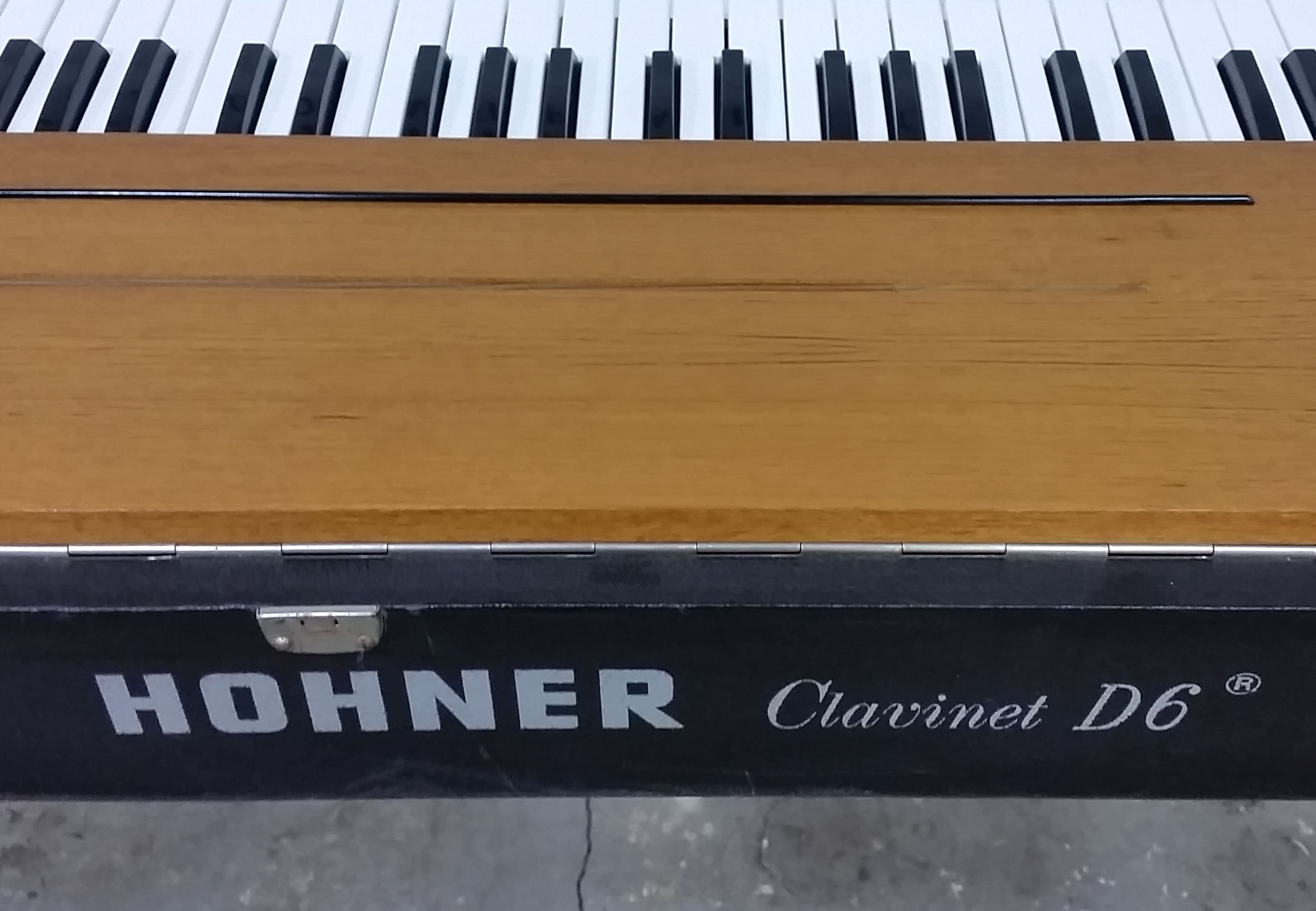 hohner clavinet d6 rebirth restoration electric piano co. Black Bedroom Furniture Sets. Home Design Ideas
