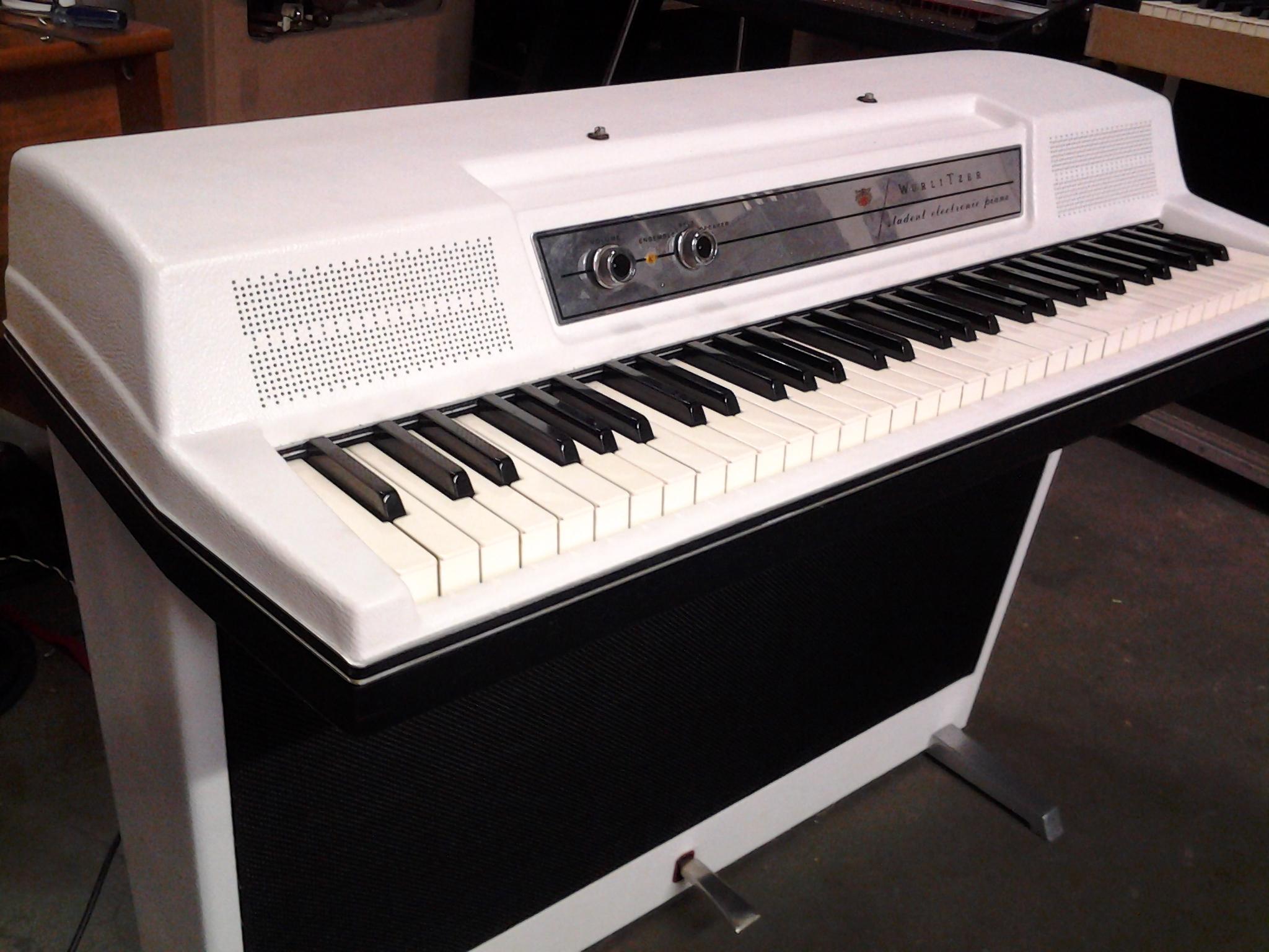 Wurlitzer piano worth
