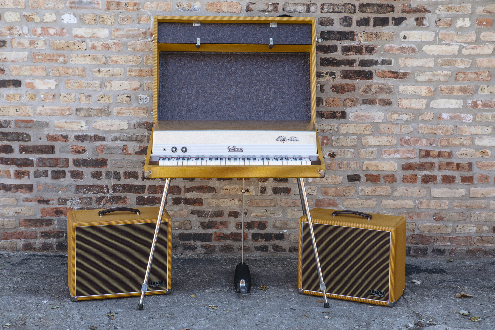 Tweed Rhodes Archives - The Chicago Electric Piano Co