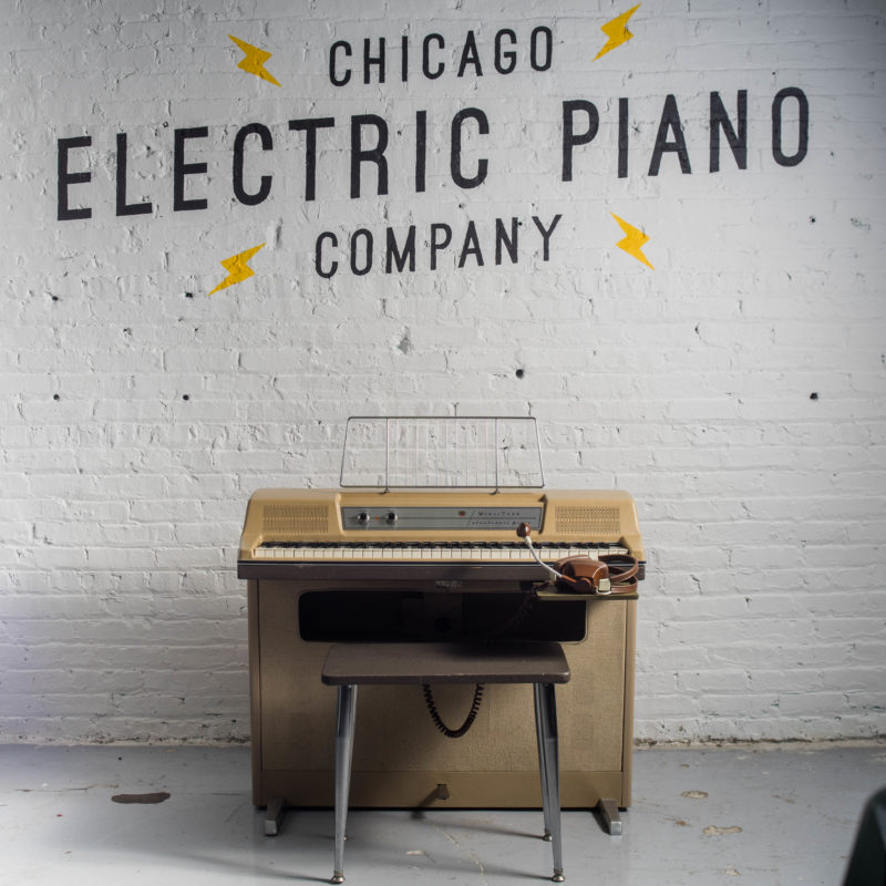 Here we go again! We recently purchased a truly exceptional set of seven Wurlitzer 206A Electric Pianos from a small rural town with a K-12 school of under ...