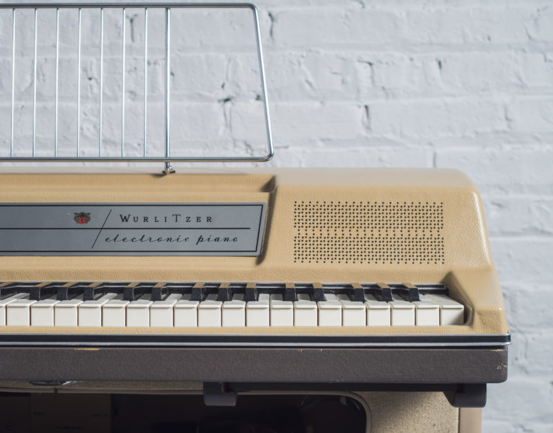 Please contact Max Brink at max@chicagoelectricpiano.com or (312)476-9528 for more information.